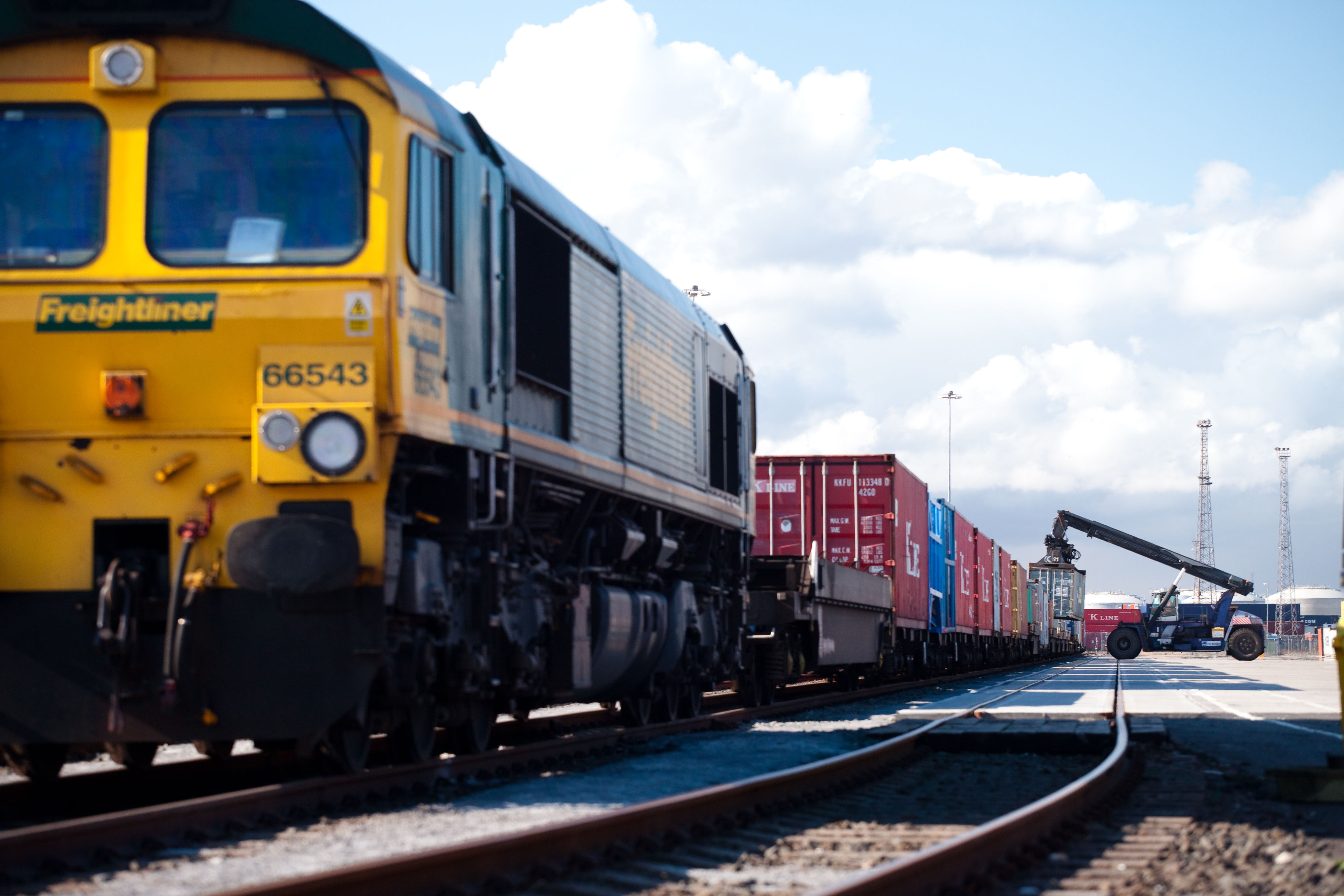 PD Ports welcomes £1million boost for Teesport rail link