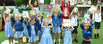 PD Ports' £1,500 backing for school's outdoor reading area