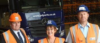 PD Ports launches strategic partnership with Seacon (SG) to serve UK importers