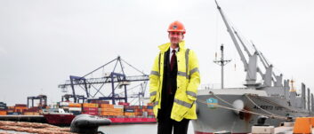 CEO Frans Calje voted second most inspiring Business Leader in Tees Valley poll