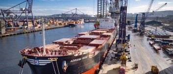 Teesport appointed northern hub for Glencore agribulk terminal
