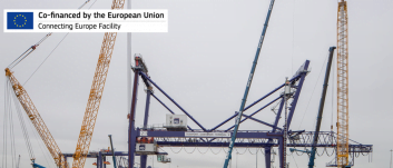 Teesport crane investment supports continued container growth