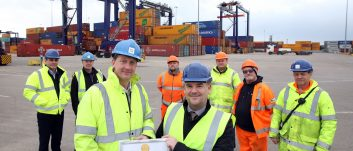Containerships recognises PD Ports' Teesport as top terminal