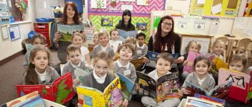 PD Ports supports skills and education agenda with Hartburn Primary School