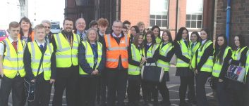 PD Ports provides insight into global supply chains for Immingham business studies students