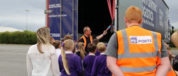 PD Ports helps inspire 'The Next Generation' of logistics talent