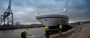 P&O Ferries' Zeebrugge-Teesport route reports 16 percent freight increase, driven by connectivity to Northern cities