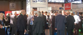 PD Ports promotes Portcentric at Multimodal 2011
