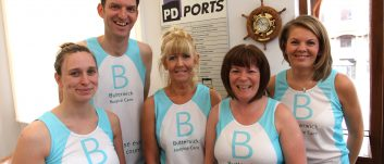 PD Ports raises £25K for local hospice