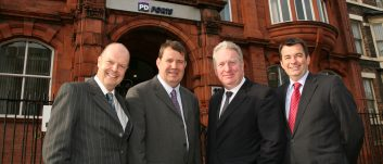 PD Ports Teesport visit by MP Mike Penning
