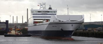 Increased capacity on Teesport – Zeebrugge service