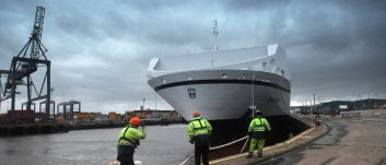 P&O Ferries expands North Sea business