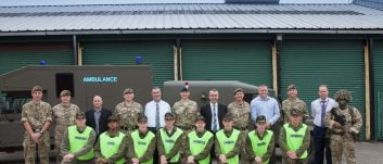 Apprentices put through their paces with the Army