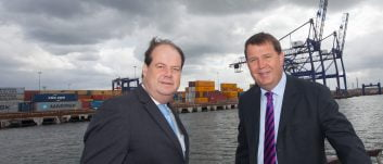 Maritime sector vital to UK economy, Under Secretary of State for Transport says during Teesport visit