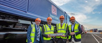 Teesport rail freight investment continues to drive Tees Valley as engine room of the Northern Powerhouse