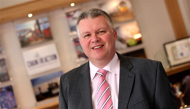 Geoff Lippitt, Group Business Development Director at PD Ports - New Teesport rail service