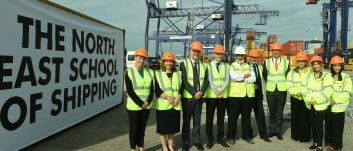 "Launch of a North East shipping school to create a talent pool for ""invisible industry"""