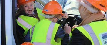 PRIMARY SCHOOL CHILDREN GIVEN GLIMPSE INTO POTENTIAL CAREERS AT TEESPORT