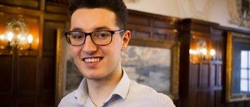 Meet the Apprentices: Jacob Moat