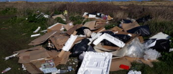PD Ports joins Redcar and Cleveland Council to condemn fly tipping at South Gare