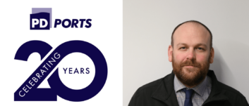 PD Ports celebrating 20 years of supporting young people: Anthony Paxton