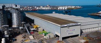 PD Ports celebrates 60% increase in bulk cargo volumes one year since opening Teesport Bulks Terminal